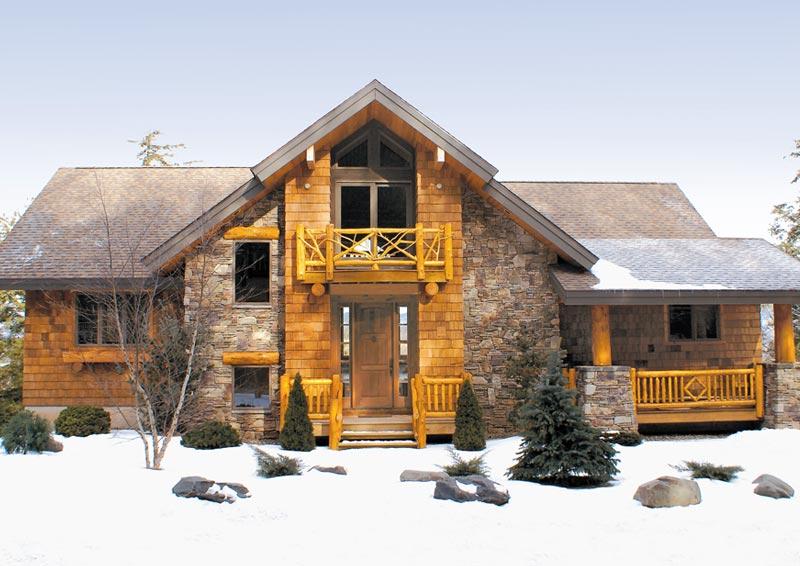 Tamarack Model Home