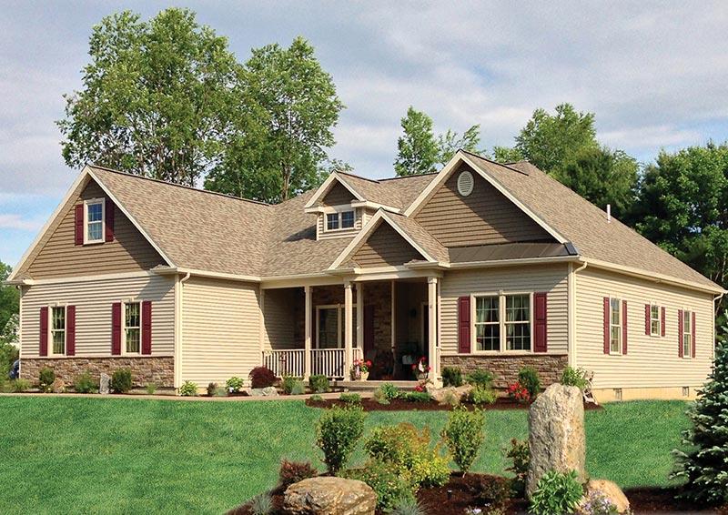 Stonehurst Model Home