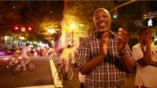 World Naked Bike Ride generating joy in Portland, Oregon