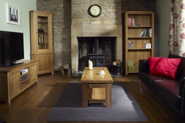 40+ Oak Living Room Furniture Pictures