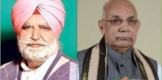 List of Governors of Haryana (Updated)