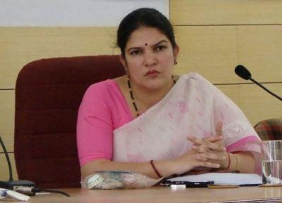 आईएएस दीप्ति उमाशंकर को HSSC की चेयरपर्सन के पद पर नियुक्त किया गया