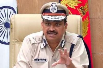जनता से विनम्र व्यवहार के लिए डीजीपी संधू ने शुरू किया 'ऑपरेशन श्रीमान'