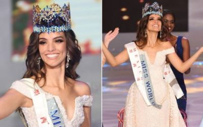 Miss World 2018 : Vanessa Ponce de Leon