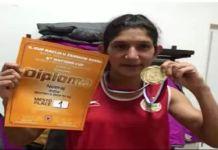 नीरज फोगाट ने अंतरराष्ट्रीय मुक्केबाजी प्रतियोगिता में कांस्य जीत, किया पुलवामा के वीर शहीदों को समर्पित