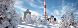 Wandern im Harz - Route für eine Winterwanderung