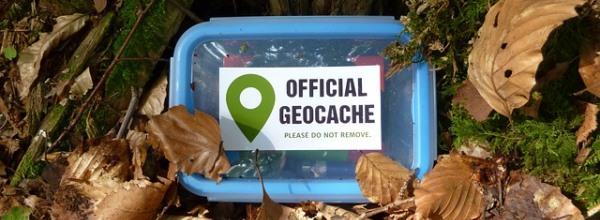 Geocache Box