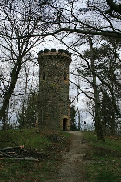 Steinbergturm bei Goslar