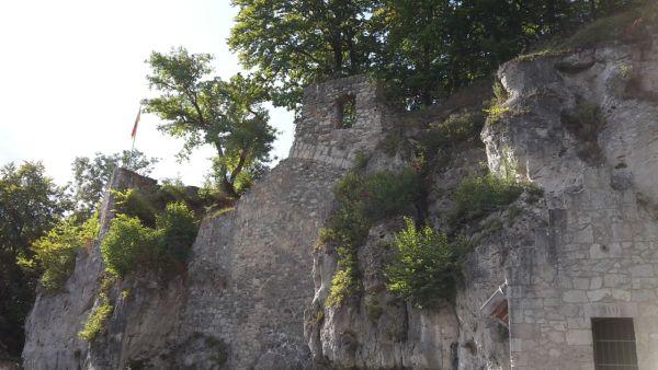 Burg Scharzfels