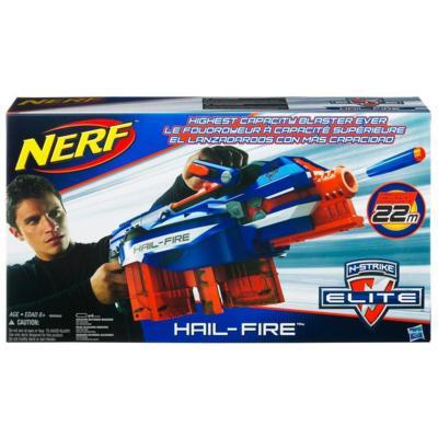 Hasbro Nerf N-Strike Hail Fire Blaster