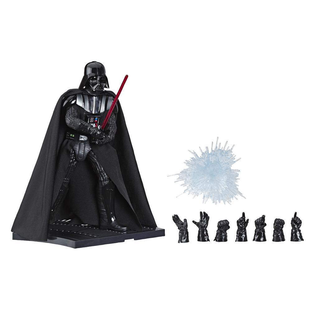 Star Wars The Black Series Hyperreal Episode V The Empire Strikes Back 8 Inch Scale Darth Vader Action Figure Star Wars