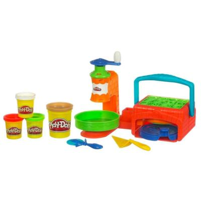 PLAY-DOH TWIRL 'N TOP PIZZA SHOP