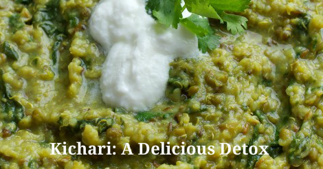 detoxifying kichari