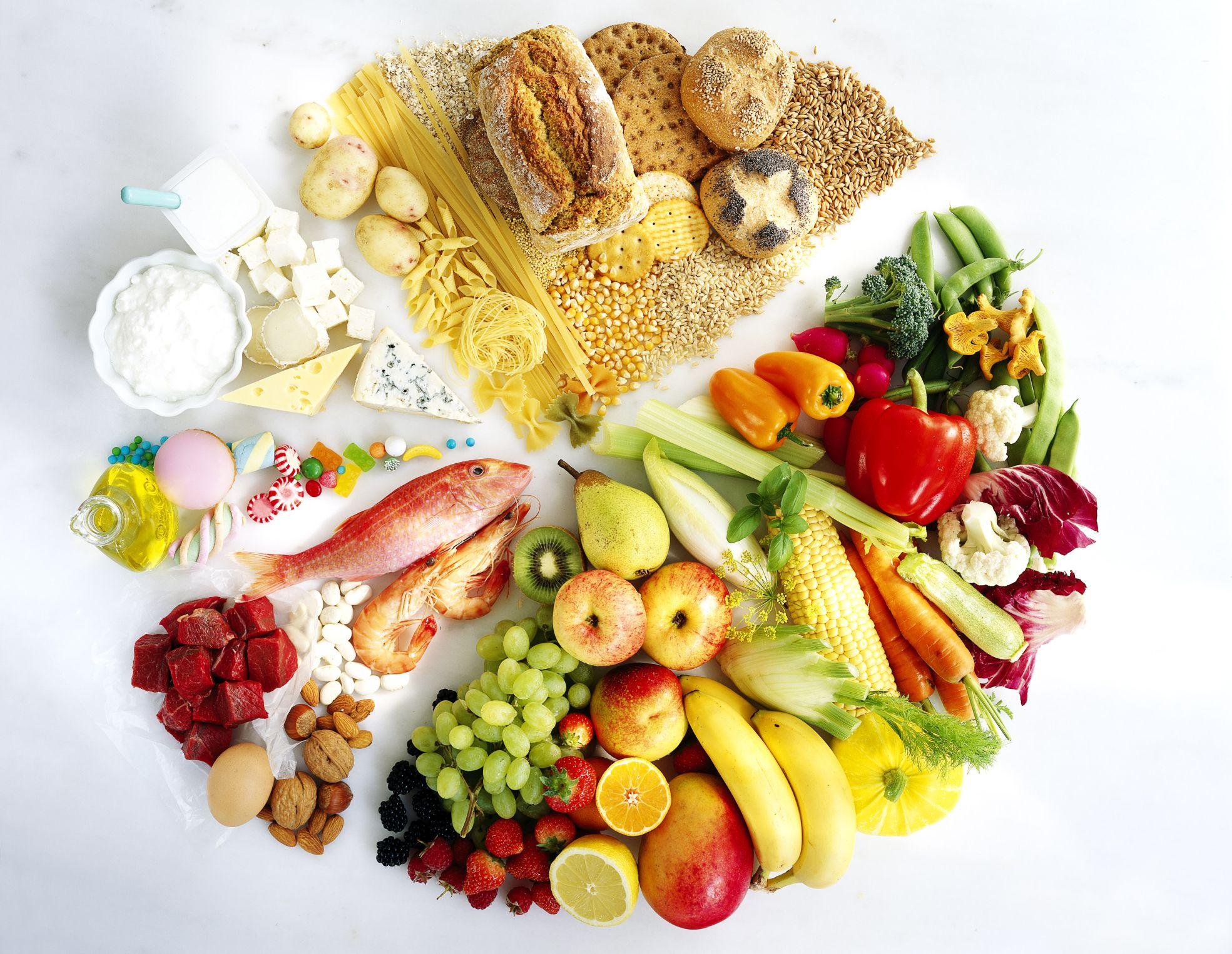 cuáles son los beneficios de llevar una dieta saludable