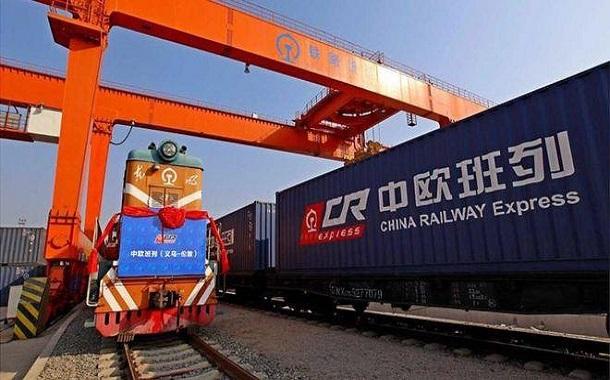 وصول أول قطار بضائع يربط الصين ببريطانيا