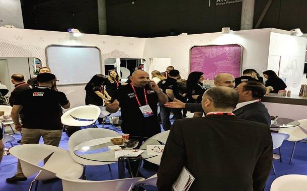 شركات أردنية ناشئة تثمّن المشاركة في المؤتمر العالمي  MWC 2017