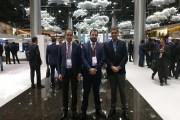 مشاركة فعّالة لشركة أمنية في المؤتمر العالمي