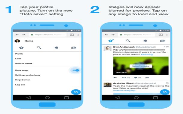 تويتر تطلق نسخة مخففة من تطبيقها Twitter Lite