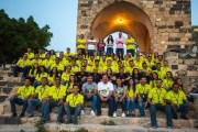 أمنية تحتفل بالذكرى الثالثة لتأسيس فريق الشباب