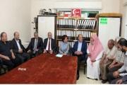 الأميرة بسمة تزور لجنة زكاة وصدقات حي الأمير حسن