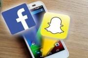 فيسبوك يعلن الحرب على سنابشات بتطبيق