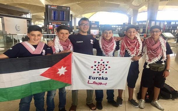 طلاب أردنيون يحققون انجازا عالميا بمجال التقنية المائية والتحكم عن بعد