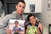 رونالدو يدعوا لمساعدة الأطفال السوريين عبر ''تويتر''