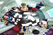 مختبر الألعاب الإلكترونية: مبادرة تعلّم جيلا من الصناع الصغار