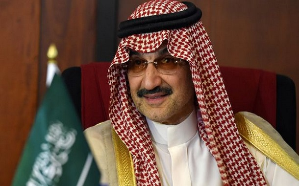 الوليد بن طلال يستثمر 800 مليون دولار في مصر
