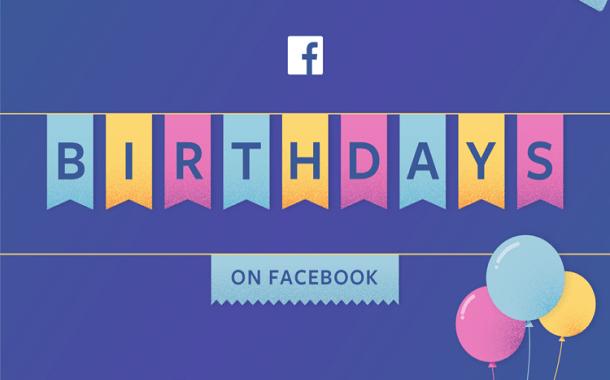 فيسبوك تريد جعل احتفالات أعياد الميلاد ذات معنى أكبر