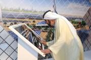 دبي: أكبر مشروع في العالم للطاقة الشمسية المركزة