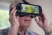 لعبة افتراضية تشخص مرض الزهايمر