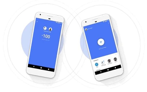 جوجل تطلق تطبيق تحويل الأموال بالصوت فقط Tez