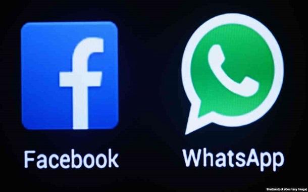 زر جديد يدمج واتساب مع تطبيق فيسبوك