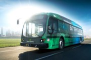 حافلة بروتيرا الكهربائية تسير 1100 ميل بشحنة واحدة