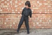 الأوريجامي ......ملابس يابانية تنمو مع جسد طفلك من الرضاعة حتى المدرسة!
