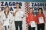 ذهبية وفضية للأردن في بطولة كرواتيا للتايكواندو