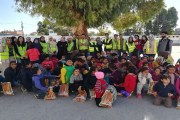 ''تطوير الأعمال ''و'' الأردنية'' يقيمان يوما تطوعيا في مخيم غزة