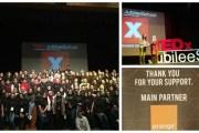 اورانج الأردن راعي الاتصالات الحصري لـ TEDx عمّان في