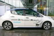 نيسان ستبدأ باختبار سيّارات أجرة ذاتية القيادة في اليابان بدءًا من العام المُقبل