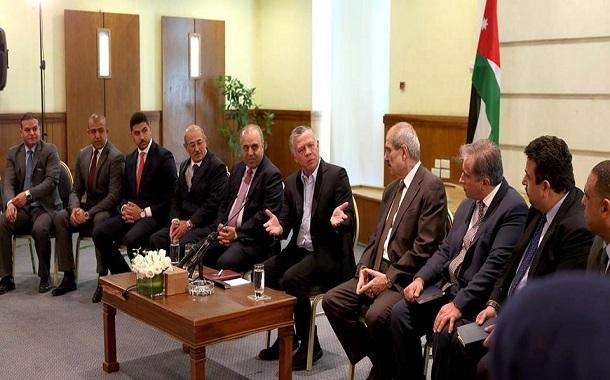 الملك: سنركز على الإصلاح الإداري ومحاربة الفساد - فيديو
