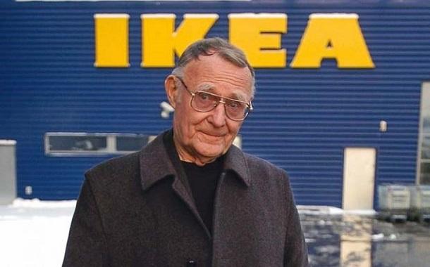 وفاة مؤسس شركة أيكيا أحد أشهر مستثمري القرن العشرين