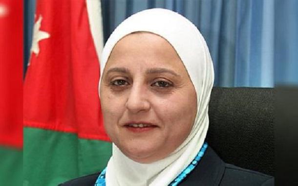 القاضية احسان بركات أول قاضية أردنية في محكمة التمييز
