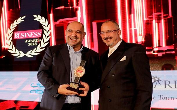 منصّة زين للإبداع (ZINC) تحصد جائزة أفضل مُحَفِز لبيئة ريادة الأعمال