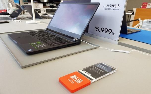 شاومي تكشف عن أول لابتوب مخصص للألعاب باسم Mi Gaming