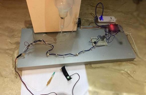 طالب أردني يخترع جهازا لإستشعار حدوث النوبة القلبية