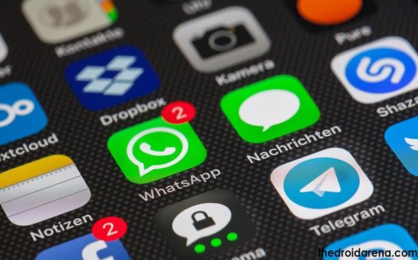 واتساب تطور خدمة دفع المال أو استلامه إلكترونيا