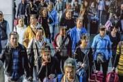 الصين .....تقنية التعرف على الوجه تحدّد مطلوب من بين 50 الف شخص
