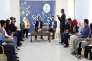ولي العهد يزور نادي الإبداع – الكرك وقلعة الكرك