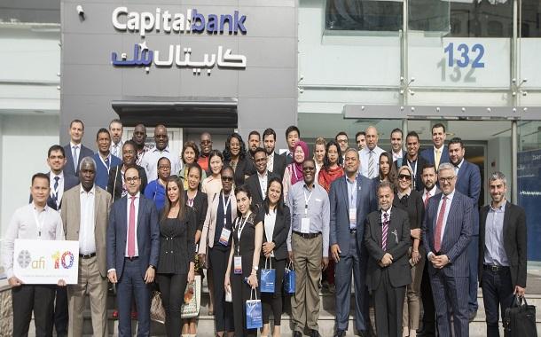 كابيتال بنك يعرض نموذج عمله في تمويل المشروعات المتوسطة والصغيرة